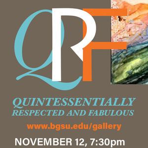 TAD Talks with the QRF Artists