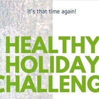 Holiday Healthy Challenge