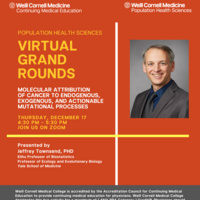 Population Health Sciences Grand Rounds