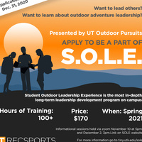 SOLE Informational Session