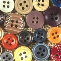 Buttons: Functional and Ornamental