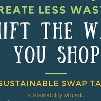 Sustainable Swap Talk Tabling Event