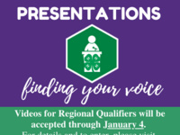 Virtual 4-H Presentations Contest