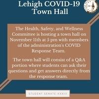 Student Senate Lehigh COVID-19 Town Hall