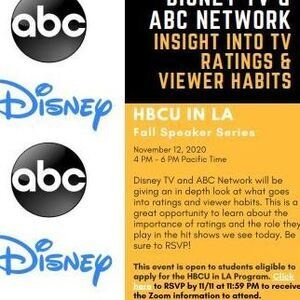 DISNEY TV & ABC NETWORK INSIGHT INTO TV RATINGS & VIEWER HABITS