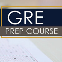 Continuing Education: GRE Prep Course