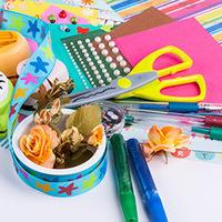 Take & Make: Flower Power Pens