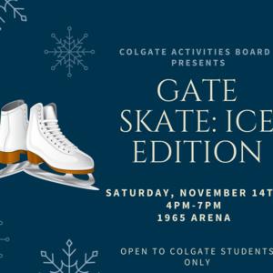 Gate Skate: Ice Edition
