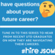 JSOM - Ask Me Anything Alumni Career Panel Series Session 2