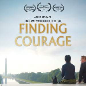 FINDING COURAGE: Free Online Film Screening and Discussion with Filmmakers