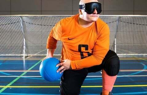 Pick Up & Play - Goalball