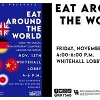 Eat Around the World