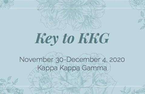 Key to Kappa Monday Event