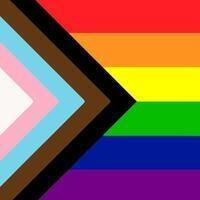 Progress LGBTQ+ Pride Flag