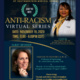 Anti-Racism Virtual Series: Racial and Ethnic Discrimination: Effects on Health and Health Care Delivery