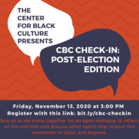 CBC Check-In Flyer