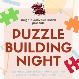 Puzzle Building Night