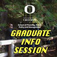 Graduate Info Session: Planning, Public Policy and Management (PPPM)