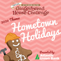 BHC's Gingerbread House Challenge