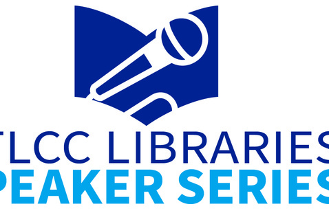 STLCC Libraries Speaker series graphic