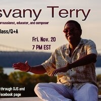 Yosvany Terry: Master Class and Q&A