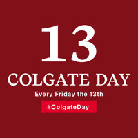 Carnations and Colgate Postcards for Colgate Day