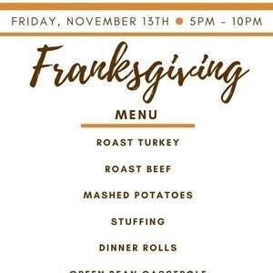 Franksgiving on Colgate Day