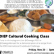 OIEP Cultural Cooking Class
