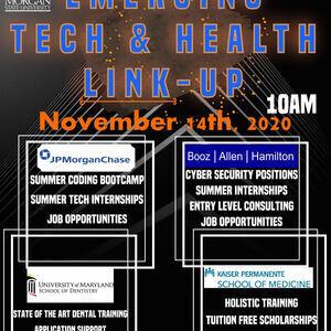 Emerging Tech & Health Link-Up