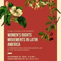 Women's Rights Movements in Latin America