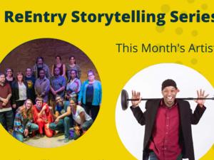 ReEntry Storytelling Workshop