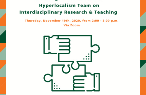 A Dialogue with U-LINK'S Hyperlocalism Team on Interdisciplinary Research & Teaching
