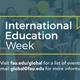 INTERNATIONAL EDUCATION WEEK RECEPTION