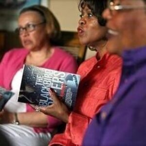 North Avenue Fiction Focus Senior Book Club- The Water Dancer by Ta-Nehisi Coates