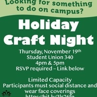 Holiday Craft Night