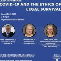 COVID-19 and the Ethics of Legal Survival