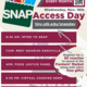 SNAP Access Day