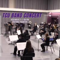 Ensemble Concert Series: TCU Wind Symphony and Symphonic Band