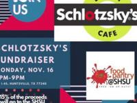SHSU Food Pantry Fundraiser