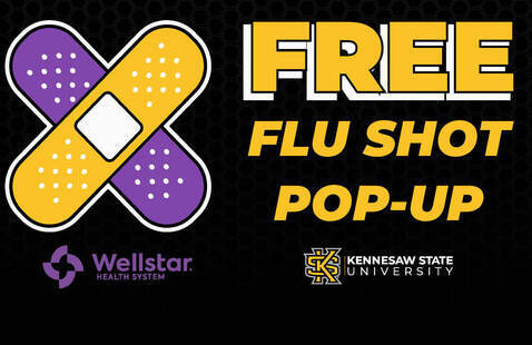 Free Flu Shot Pop-Up (Kennesaw)