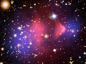 Colloquium: Dark Matter in the Universe