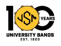 100 Years USM University Bands Est. 1920