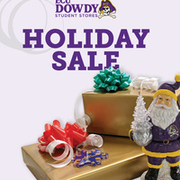 Dowdy Stores Holiday Sale