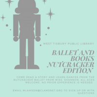 Virtual Nutcracker Ballet & Books