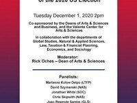 Political and Policy Outcomes of the 2020 US Election
