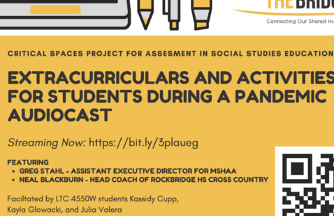 Critical Space Project: Extracurriculars and Activities for Students During a Pandemic