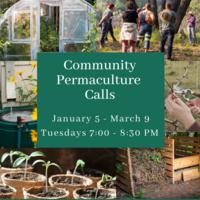 Community Permaculture Calls