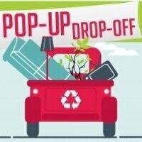 Pop-Up Drop-Off Recycling Event!