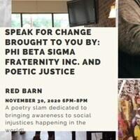 Speak For Change