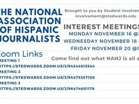 Interest Meeting: The National Association of Hispanic Journalists